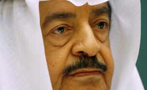 ראש ממשלת בחריין ח'ליפה בן סלמאן  אאל ח'ליפה (צילום: Denis Balibouse, רויטרס)