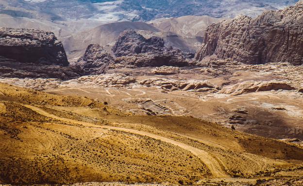 הרי אהרון (צילום: Iuliia Khabibullina)