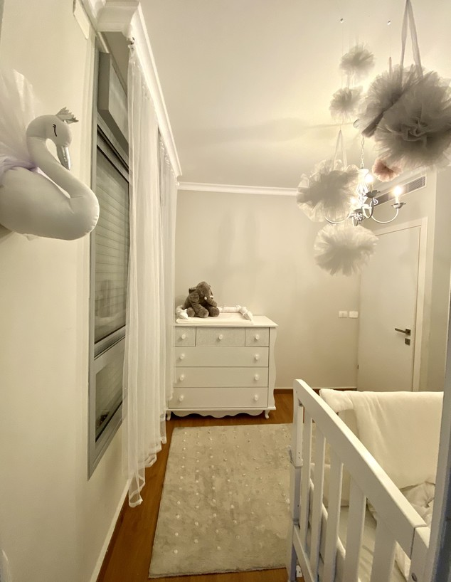 חדר ילדים, עיצוב מעין פרילוק, ג (צילום: אור אורן)