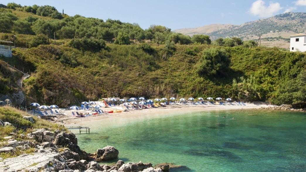 קורפו, יוון (צילום: אימג'בנק / Thinkstock)
