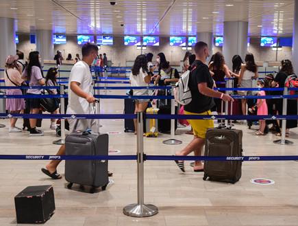 שני אנשי עסקים שנחתו מדובאי ללא אישור כניסה גורשו מישראל