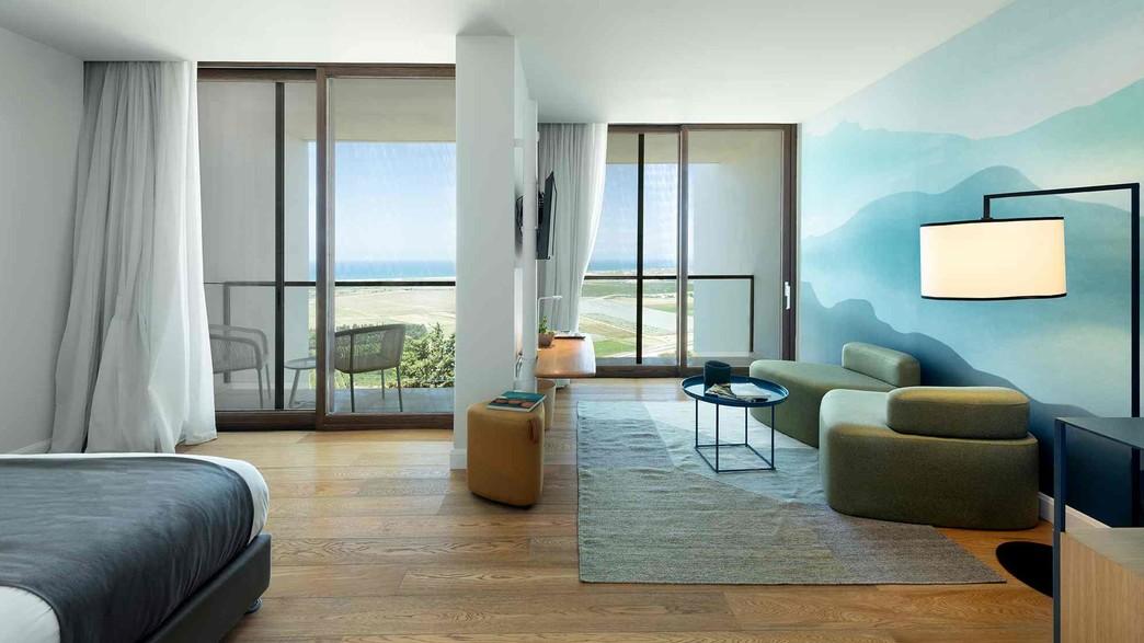 מלון אלמא (צילום: גדעון לוין)