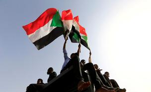 """סודן: """"מצפים להסכם שלום עם ישראל""""  (צילום: רויטרס)"""