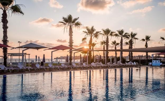 חוף התמרים (צילום: סימפלקס שיווק בתי מלון)