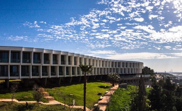 מלון אלמא בזכרון (צילום: איתי סיקולסקי)