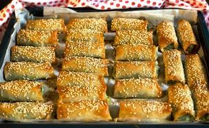 בורקס דיאט (צילום: רויטל פדרבוש, אוכל טוב)