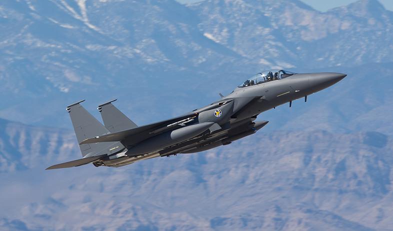 מטוס F-15EX (צילום: יח''צ, בואינג)
