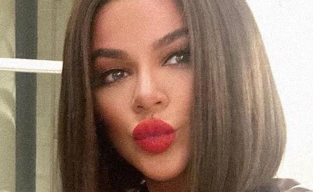 קלואי קרדשיאן פרצוף חדש (צילום: מתוך האינסטגרם של קלואי קרדשיאן, instagram)