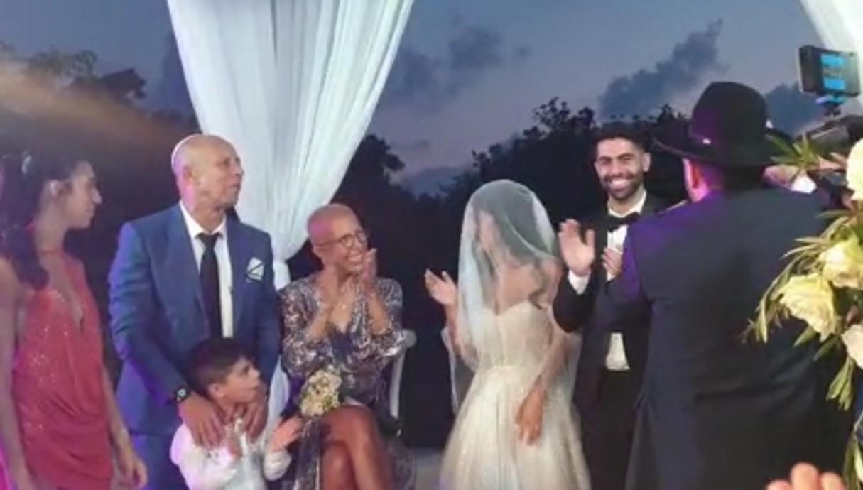 בתו של דידי הררי מתחתנת