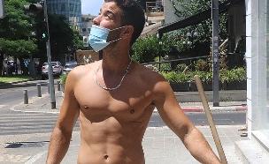 עמרי בן נתן (צילום: פול סגל)