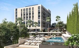 מלון סופיה (הדמיה: אינסטגרם)