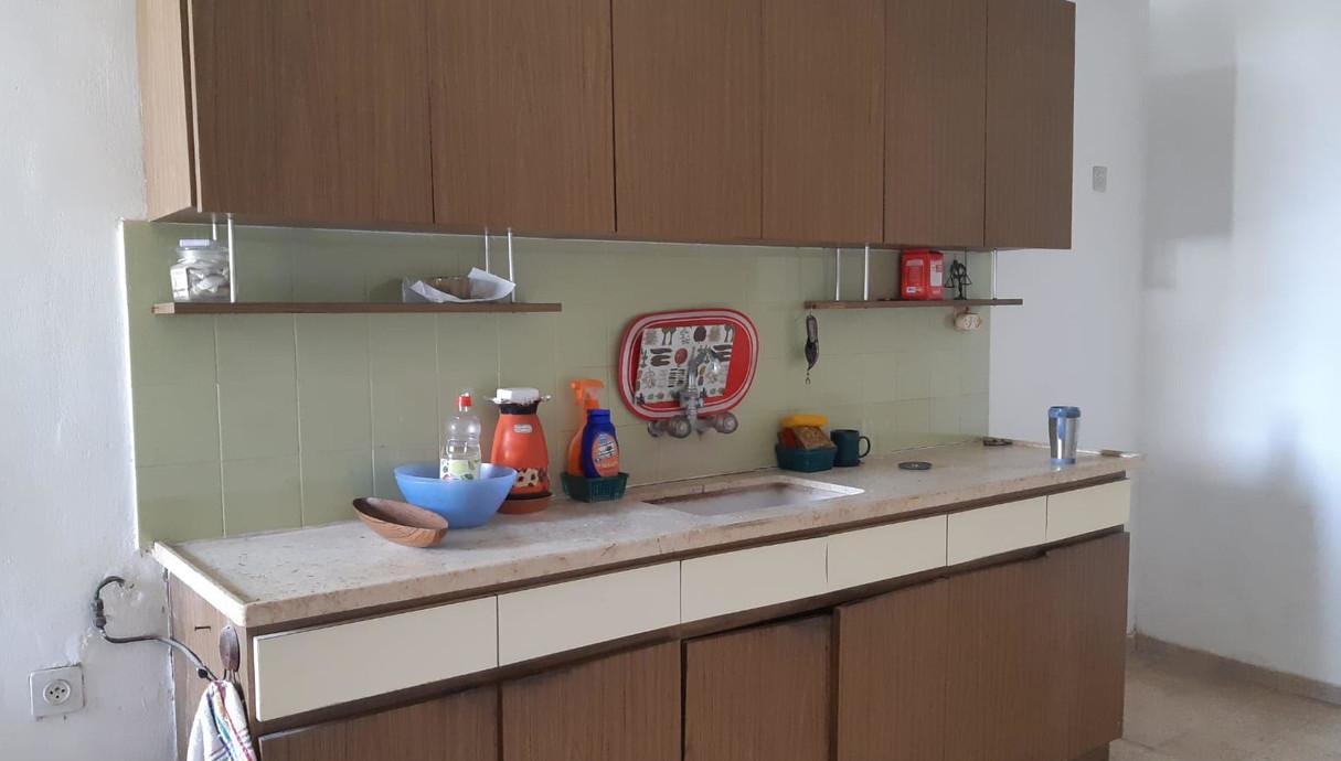 דירה בתל אביב, עיצוב נועה סביר, לפני שיפוץ - 1