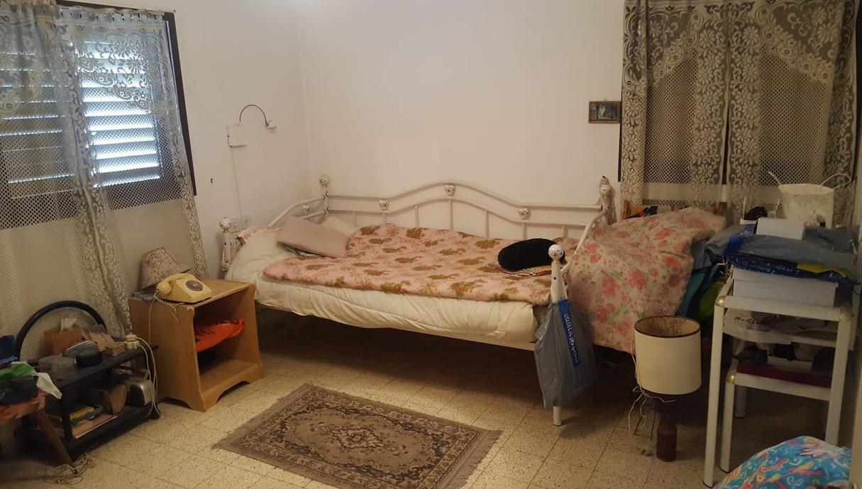 דירה בתל אביב, עיצוב נועה סביר, לפני שיפוץ - 12