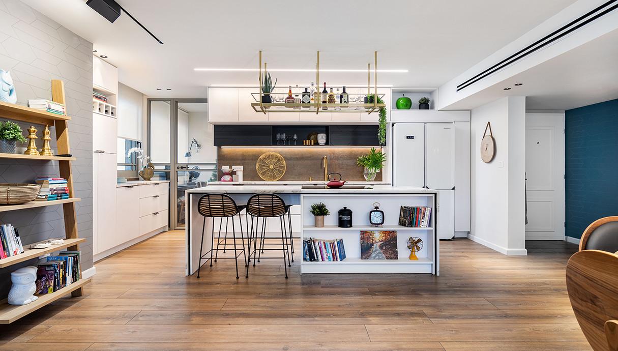 דירה בתל אביב, עיצוב נועה סביר - 1