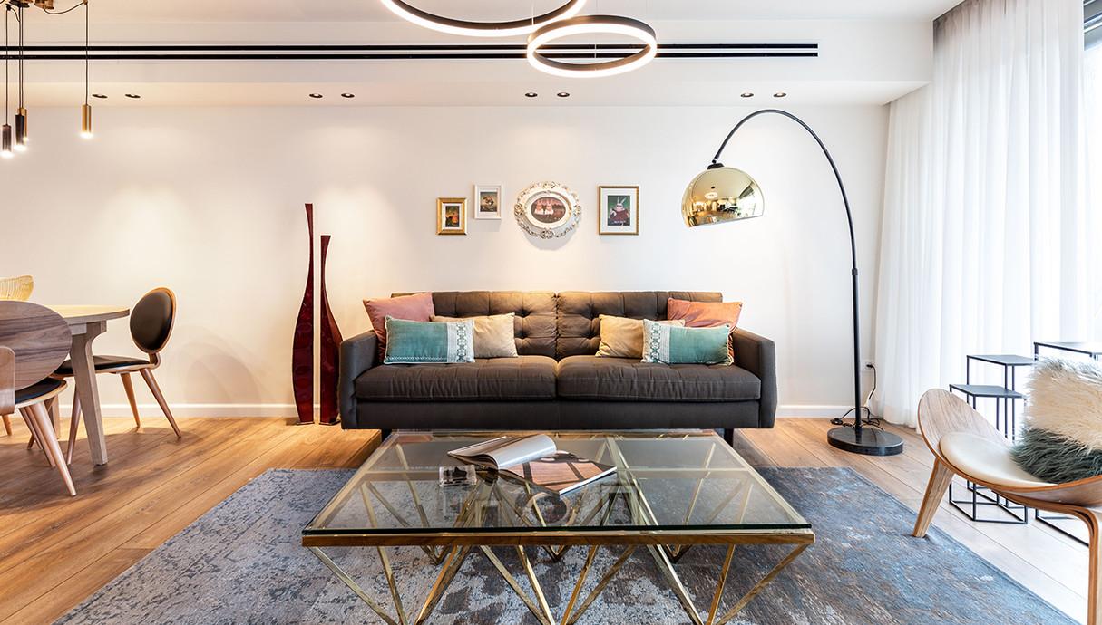 דירה בתל אביב, עיצוב נועה סביר - 9