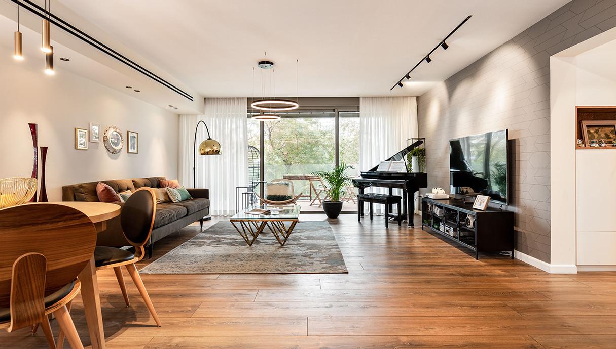 דירה בתל אביב, עיצוב נועה סביר - 10