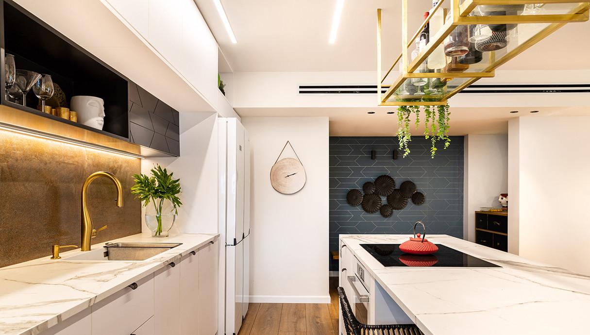 דירה בתל אביב, עיצוב נועה סביר - 11