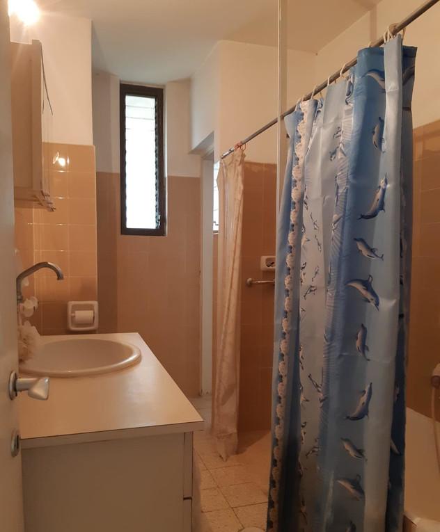 דירה בתל אביב, עיצוב נועה סביר, ג, לפני שיפוץ - 2