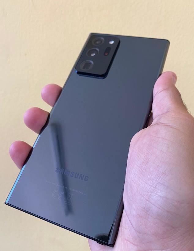Samsung Note 20 Ultra (צילום: אור אליעז, NEXTER)