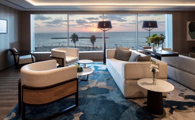 מלון שרתון תל אביב (צילום: עמית גירון)