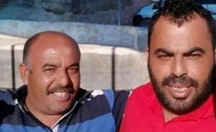 האחים הפלסטינים שטבעו