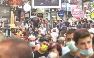 קורונה, חיסון, לוקאץ', מפיצי עלי, טפלונים (צילום: חדשות  12, חדשות 12)