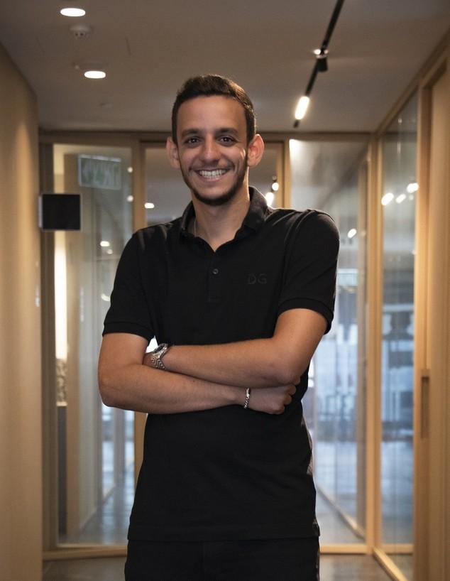 עדן בן סימון (צילום: באדיבות חברת אייביטק)