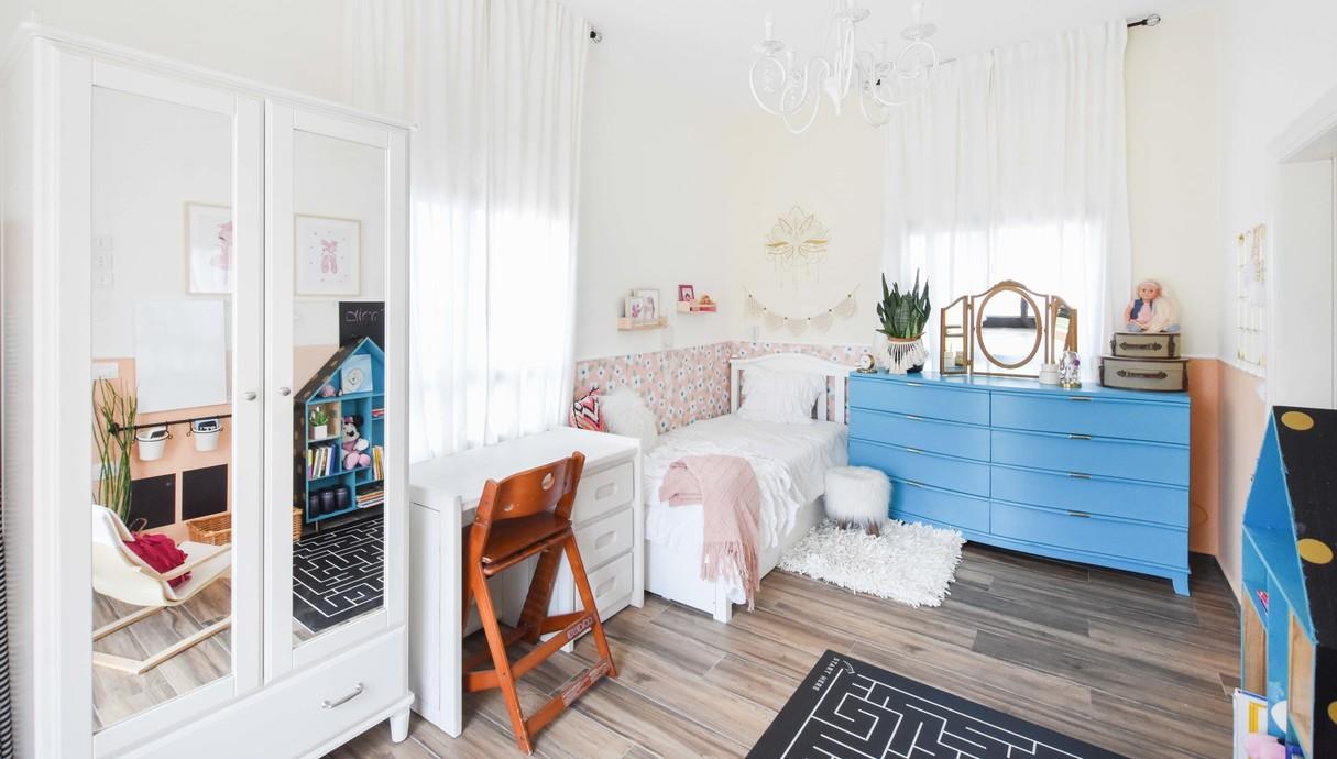 חדר ילדים, עיצוב טלי גולד - 1