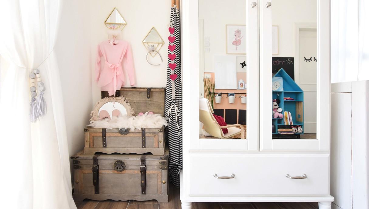 חדר ילדים, עיצוב טלי גולד - 4