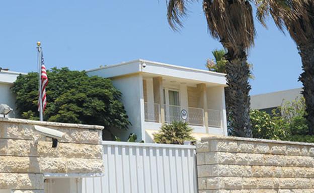 בית השגריר בהרצליה (צילום: איל יצהר, גלובס)