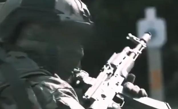 סרטון חיזבאללה (צילום: HaidarAkarar, טוויטר)