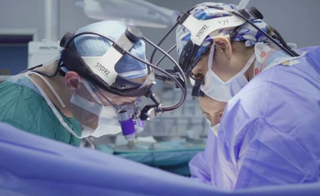 """ד""""ר ענבל ברוך (צילום: מתוך """"המתמחים"""", קשת 12)"""