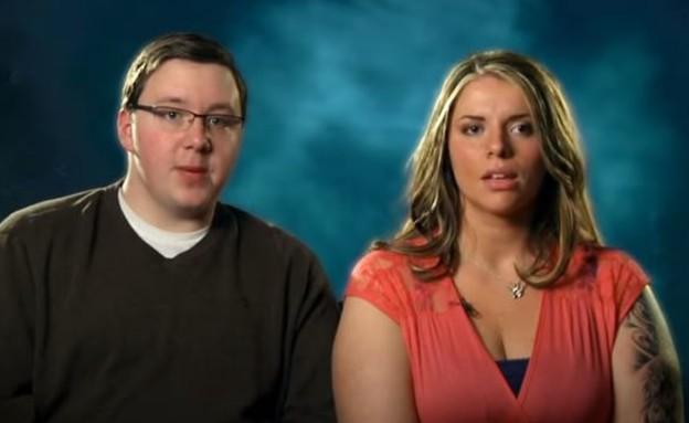 מייקל וג'וסי (צילום: tlcuk, Youtube)
