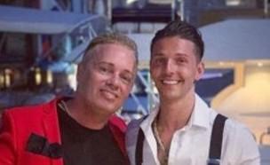 ברי וסקוט (צילום: מתוך עמוד האינסטגרם @donbarrie, instagram)