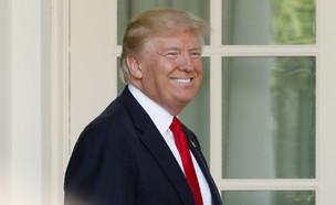 """סיכום כהונת נשיא ארה""""ב דונלד טראמפ (צילום: שי פרנקו, רויטרס)"""
