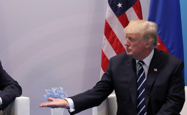 """סיכום כהונת נשיא ארה""""ב דונלד טראמפ (צילום: רויטרס)"""