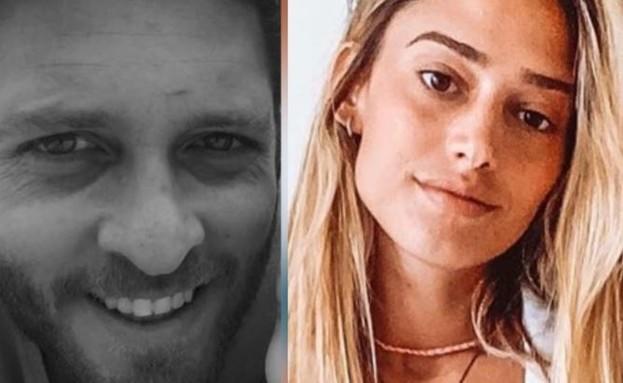 דנית גרינברג בזוגיות חדשה (צילום: מתוך האינסטגרם של דנית גרינברג, מתוך הפייסבוק של שחר גוטנברג, אינסטגרם, פייסבוק)