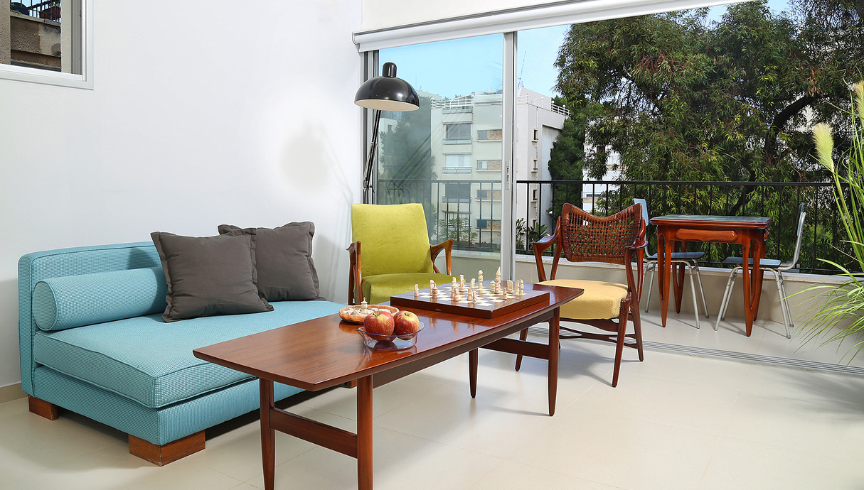 דופלקס בתל אביב, עיצוב עמית ישראל, ג - 14