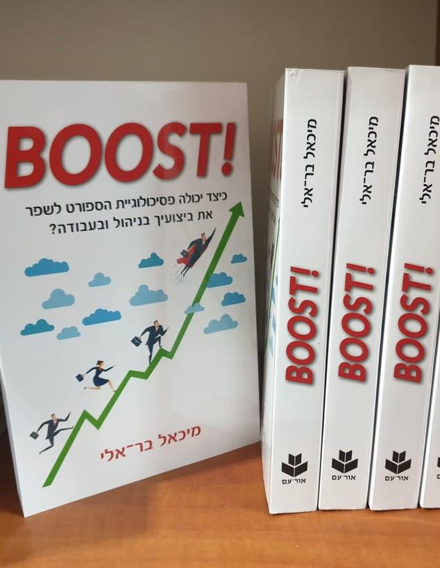 הספר של מיכאל בר-אלי (צילום: יח