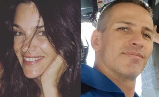 שירז טל בזוגיות חדשה (צילום: מתוך הפייסבוק של תומר ברנר, מתוך האינסטגרם של שירז טל, פייסבוק, אינסטגרם)