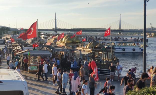 טורקיה 2020 (צילום: שמעון איפרגן)
