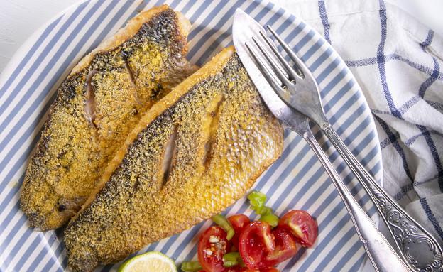 קריספי באס (צילום: שי נייבורג, ארגון מגדלי הדגים)