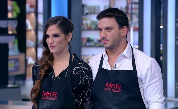 נדב ודניאל (צילום: MKR המטבח המנצח, קשת 12)