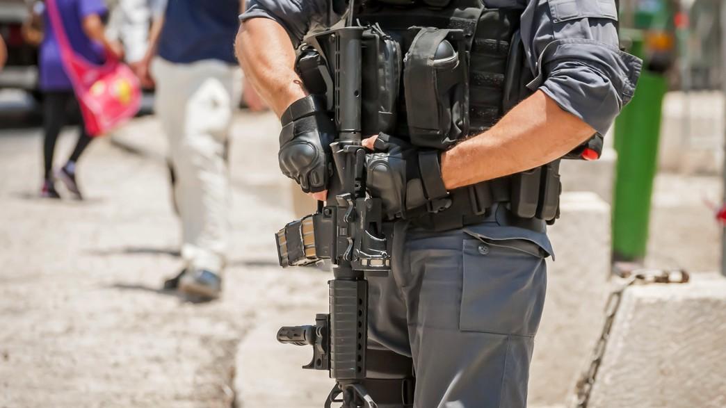 משמר הגבול (צילום: Roman Yanushevsky, Shutterstock)