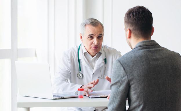 אין מספיק רופאים המוכשרים לתת פרפ מחוץ למרכז הארץ (צילום: uzhursky, Shutterstock)