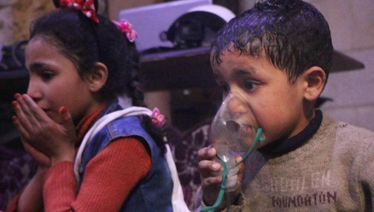 סוריה, גז עצבים, סארין, אסד, מתקפה כימית