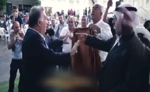 חתונות בניגוד להנחיות במגזר הערבי.
