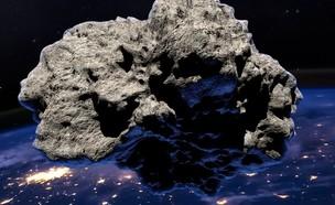 אסטרואיד (צילום: starwalkapp, instagram)