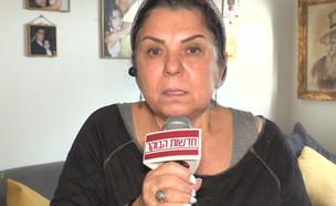 """אילנה ראדה חושפת ראיות חדשות בתיק הרצח (צילום: מתוך """"חדשות הבוקר"""" , קשת 12)"""
