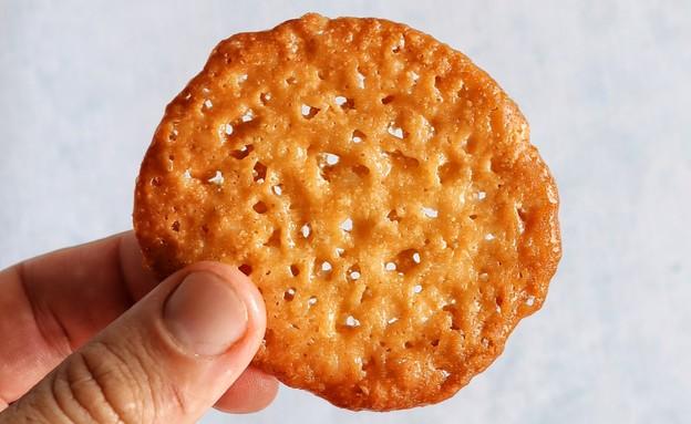 עוגיות דבש דקיקות (צילום: רון יוחננוב, אוכל טוב)